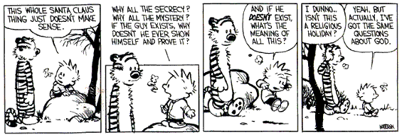 calvin and hobbs